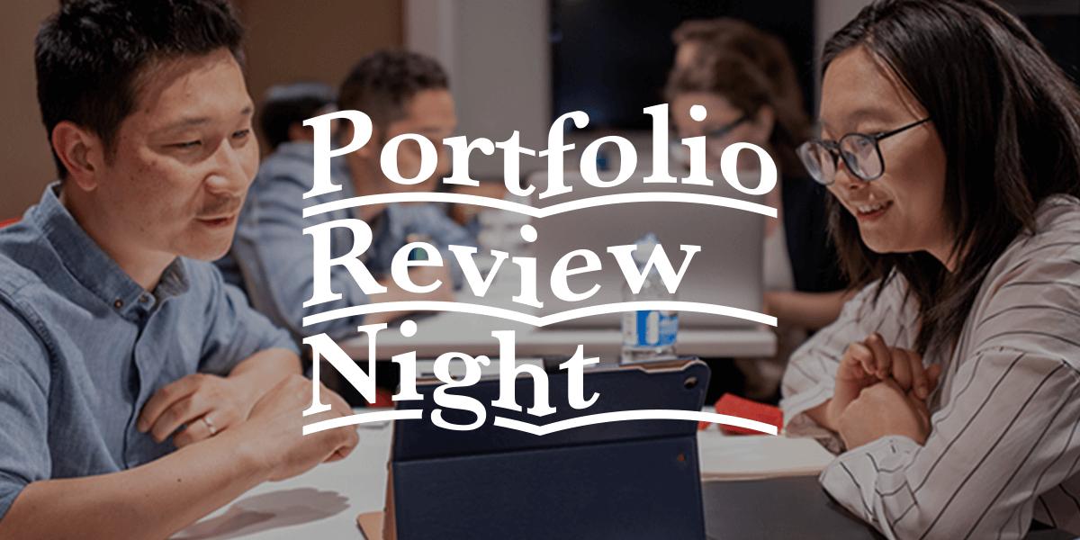 Portfolio Review Night